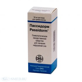 Пассидорм (Passidorm ®)