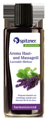 Lavender – Melissa massage oil