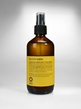 OWAY Спрей запечатывающий против загрязнения волос