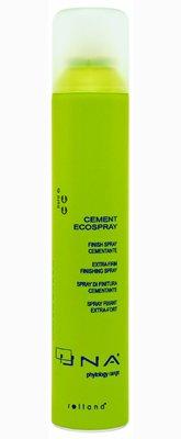 Спрей для завершения укладки сверх-сильной фиксации (Cement ecospray)