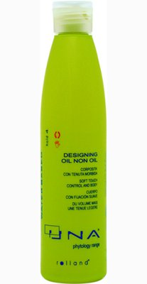 Средство для гибкой укладки волос (Designing oil non oil)
