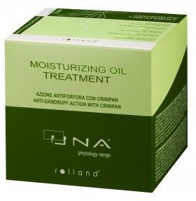 Moisturing oil treatment