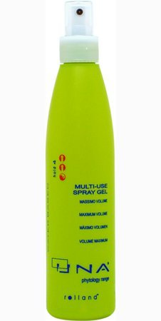 Multi use spray gel