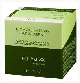 Комплекс против выпадения волос в ампулах (Oxygenating treatment)