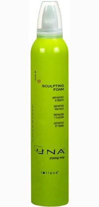 Пена для моделирования нормальных и жестких волос сильной фиксации (Sculpturing foam)