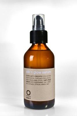OWAY Сыворотка для блеска и гладкости волос