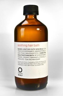 OWAY Успокаивающий шампунь для чувствительной кожи головы