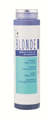 Brighten-up shampoo