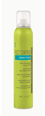 Zero frizz